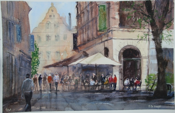 Gent - Jan Breydelstraat - SOLD